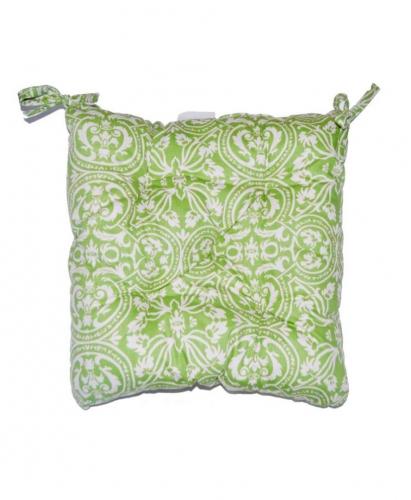 Подушка декоративная Фреска-Олива