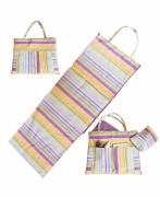 """Пляжный коврик-сумка """"Stripe"""" 138х48"""