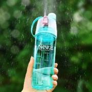 Спортивная бутылка для воды с распылителем New B