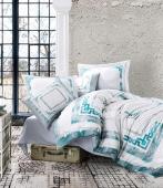 Комплект постельного белья Dantela Vita Digital Asia евро