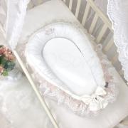 Кокон для новорожденных Royal крем