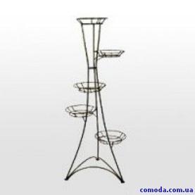 Держатель для цветов 5, 140*45 см  (металл)
