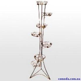 Держатель для цветов 7, 173*45см (металл)