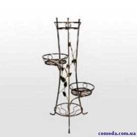 Держатель для цветов 3, 110*55см (металл)