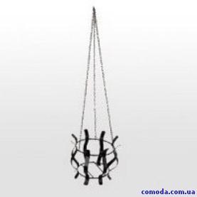 Держатель для цветов подвесной 1 (металл)