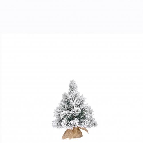 Сосна искусственная Dinsmore Frosted с эффектом покрытия снегом