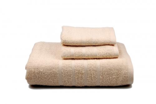 Полотенце гладкокрашенное махровое «Homeline»