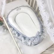 Кокон для новорожденных Royal синий