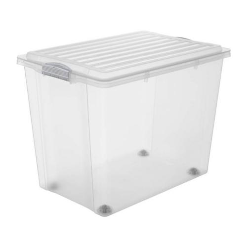 Ящик для хранения А3 на колесах, 70л COMPACT
