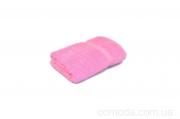 Полотенце махровое Homeline 50*90 Розовое
