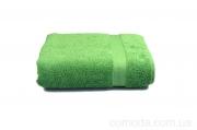 Полотенце махровое Homeline Зеленое 70х140