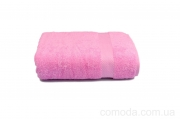 Полотенце махровое Homeline Розовое -70*140
