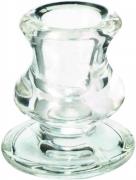 Круглый подсвечник 62/57 для конусных и столовых свечей 140300