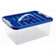 Ящик пластиковый с ручкой 4,5л ClipBOX