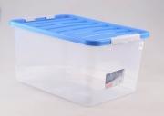 Ящик пластиковый на колесиках ClipBOX 100л
