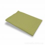 Полотенце для Сауны вафельное 50х90 Оливковое