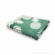 Пляжное полотенце Ананас