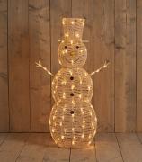 "Новогодняя фигура ""Снеговик"""