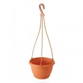 Горшок для цветов Агро подвесной 160 мм