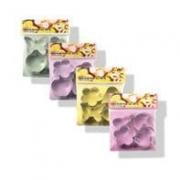 Формочки - выемки для печенья (компл.- 4шт)