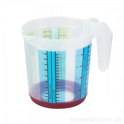 Емкость мерная кухонная DELUXE 1,0л