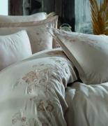 Комплект постельного белья Dantela Vita Embroidered Alisse евро