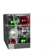 Елочные шарики, комплект 6 шт 32779
