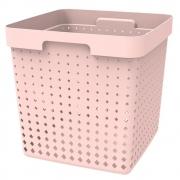 Корзинка Seoul XL  розовый
