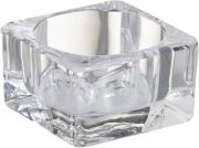 Квадратный подсвечник 40/55 для чайных свечей 210300