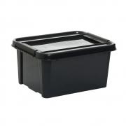 Ящик для хранения Top store, 32л черный