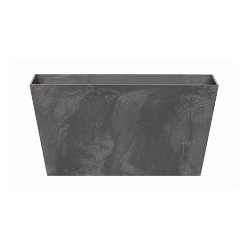 Балконный ящик TUBUS CASE EFFECT 600мм антрацит мраморный