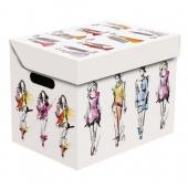 Ящик для хранения картонный ONE мода 2437.13