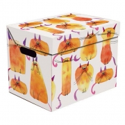 Ящик для хранения картонный ONE cats 2437.17