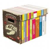 Ящик для хранения картонный ONE книга 2437.18