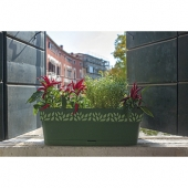 Горшок для цветов прямоугольный с автополивом 50 см STEFANPLAST OPERA CLOE