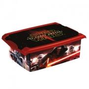 Ящик для хранения Black Space 10л 2728