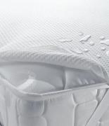 Наматрасник Tac влагостойкий Sivi Gecirmez Alez 160*200 см