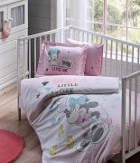 Комплект постельного белья Tac Disney Minnie Bubble Baby младенцам