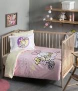 Комплект постельного белья Tac Disney Sizinki Limon Prin Baby младенцам