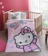 Комплект постельного белья Tac Hello Kitty Baby младенцам