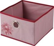 """Короб для хранения """"Хризантема"""", 28x28x18 см"""