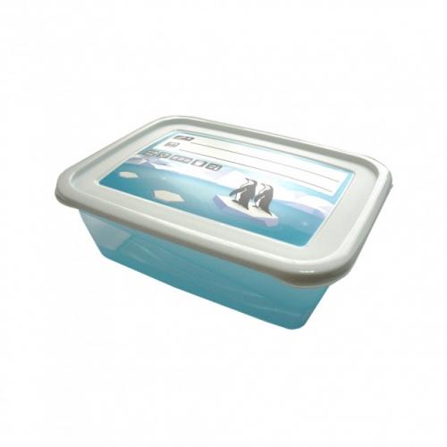 Емкость для морозилки прямоугольная Polar 1,25л 3015.1
