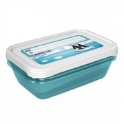 Комплект емкостей для морозилки прямоугольный Polar 3*2,4л 3020