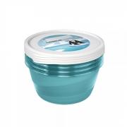 Комплект емкостей для морозилки круглый Polar 4*1,75л 3026