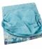 Комплект постельного белья Tac ранфорс Fleur V03 кингсайз ментоловый