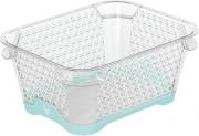 Ящик для хранения mini funcion А-7 аквамарин 370.2