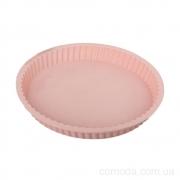Форма силиконовая для выпечки пиццы, 28х28х3,5см