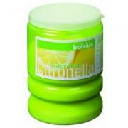 Свеча для вечеринки Partylight аромат Citronella цвет лайм зеленый 419474