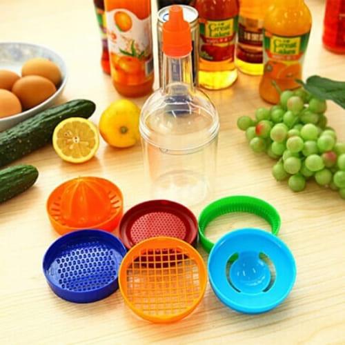 Кухонное приспособление 8 в 1 ВОЛШЕБНАЯ БУТЫЛКА
