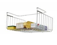 Корзина подвесная для кухни нерж. сталь 320x280x165